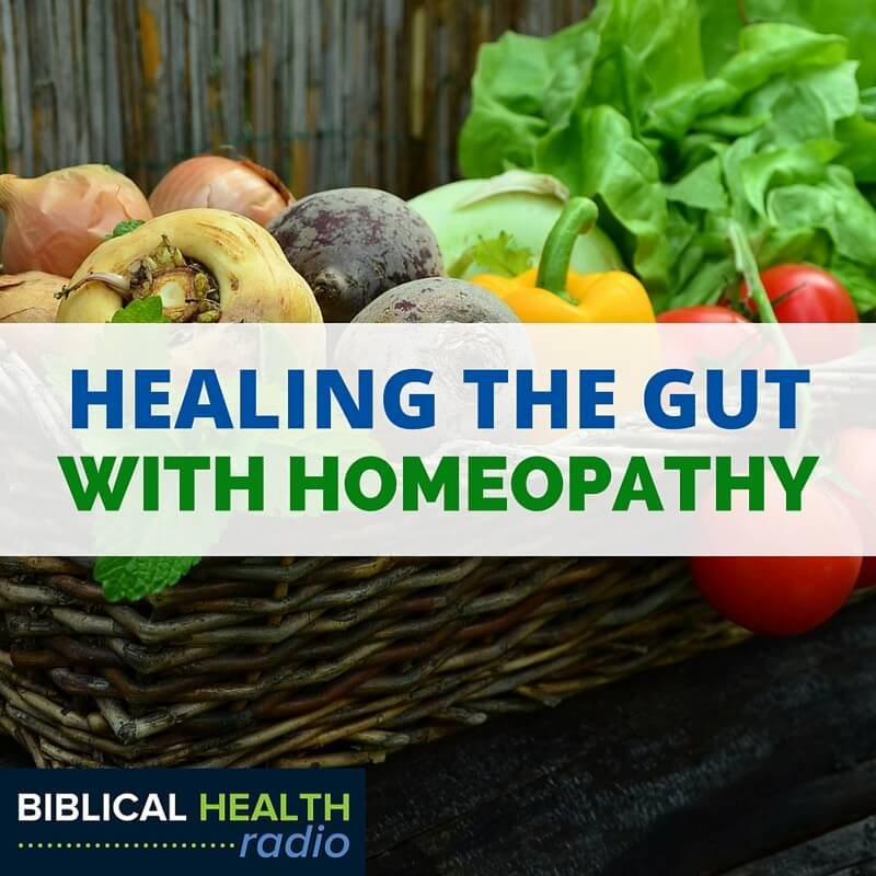 Healing the Gut with Homeopathy