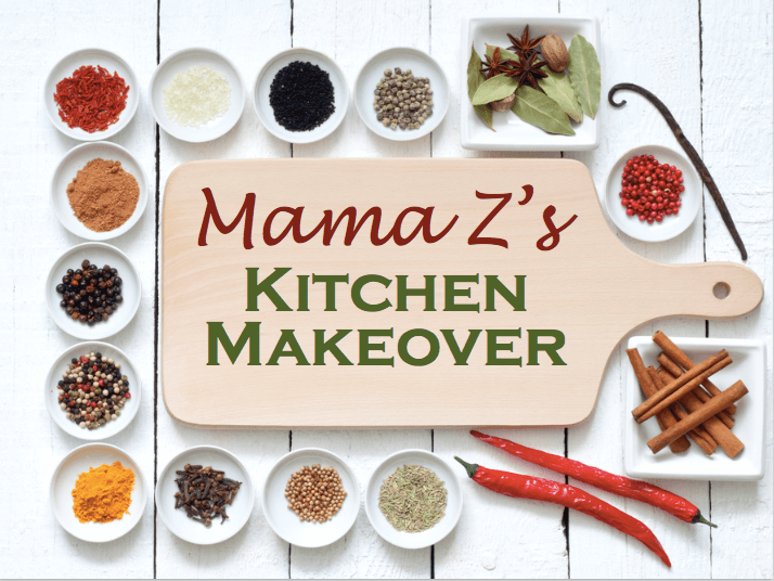 Mama Z's Kitchen Makeover
