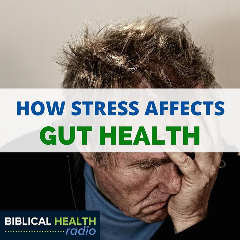 Stress Affects Gut Health