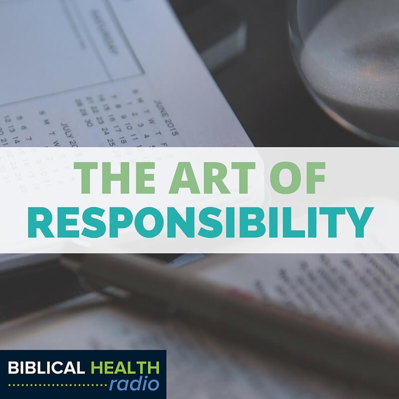 The Art of Responsibility