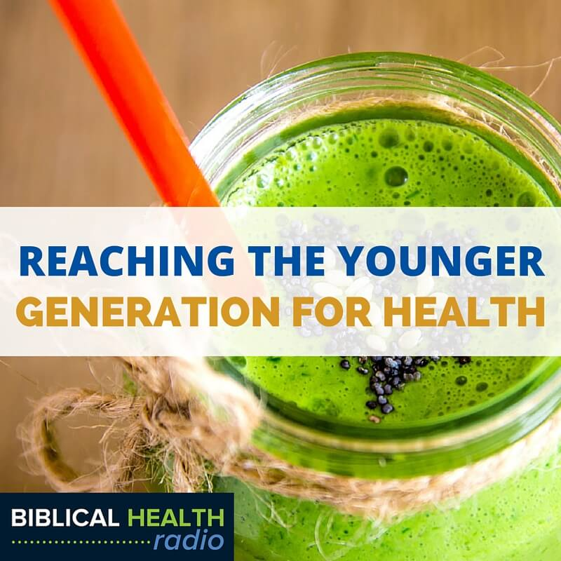 Reaching the Younger Generation for Health