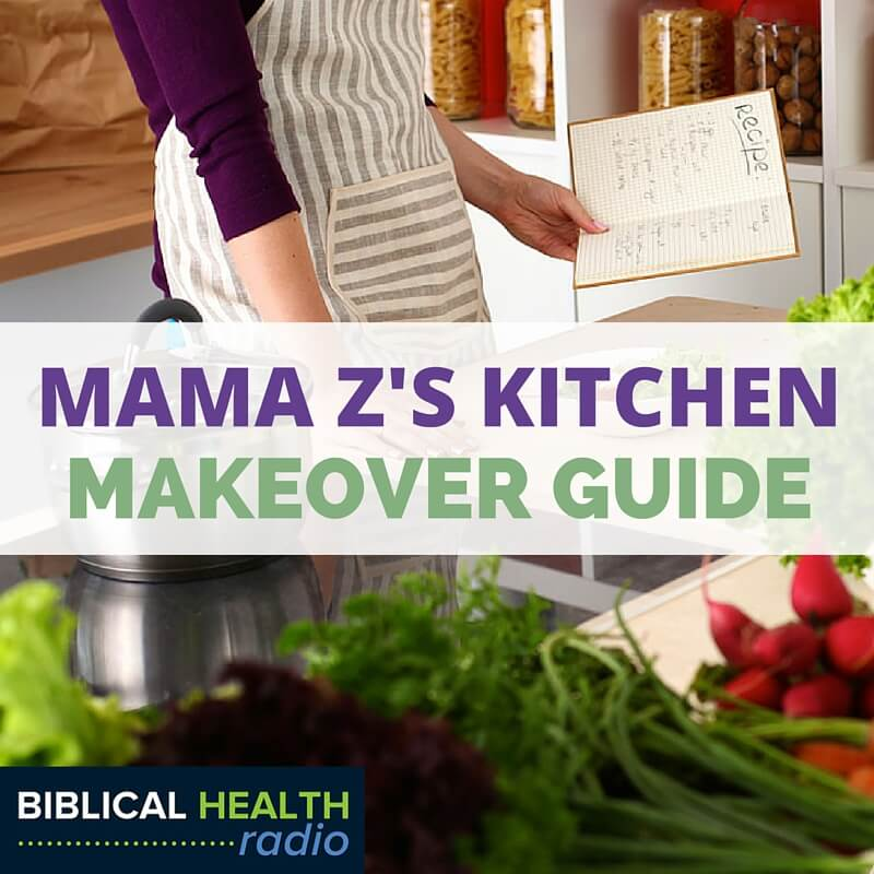 Mama Z's Kitchen Makeover Guide