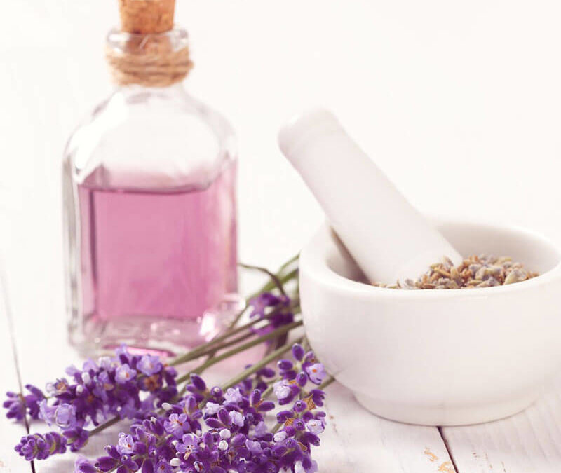 5 Calming Essential Oils to Help Relax You Naturally