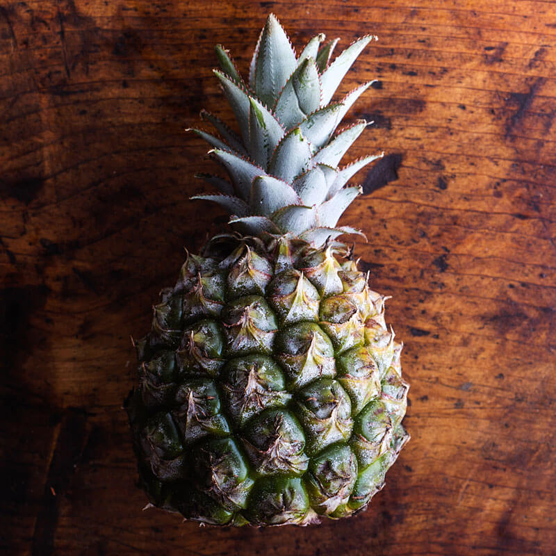 Rooting A Pineapple | Window Sill Gardening Part 4