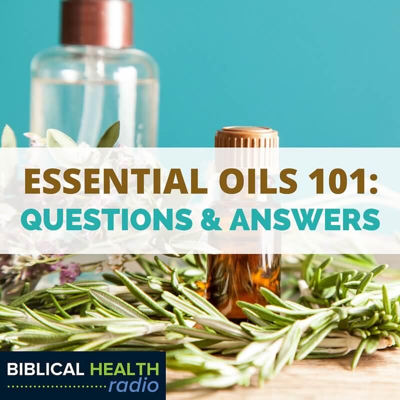 Essential Oils Q&A