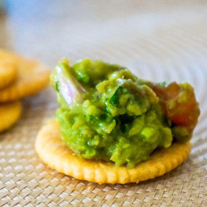 Mama Z's Homemade Guacamole