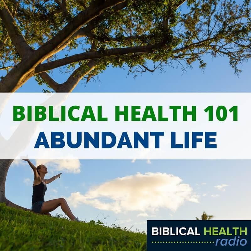 Biblical Health 101