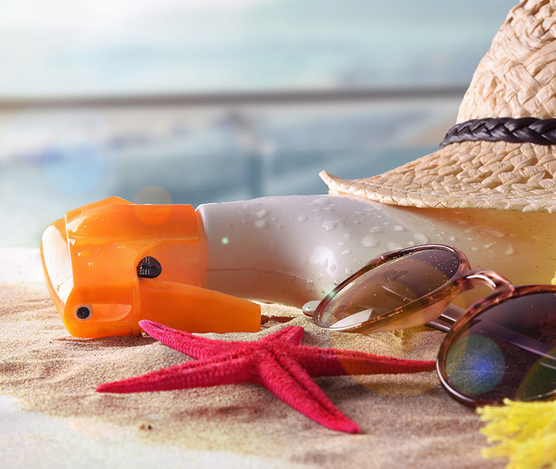 Homemade Sunscreen Spray – Natural Spray Recipe