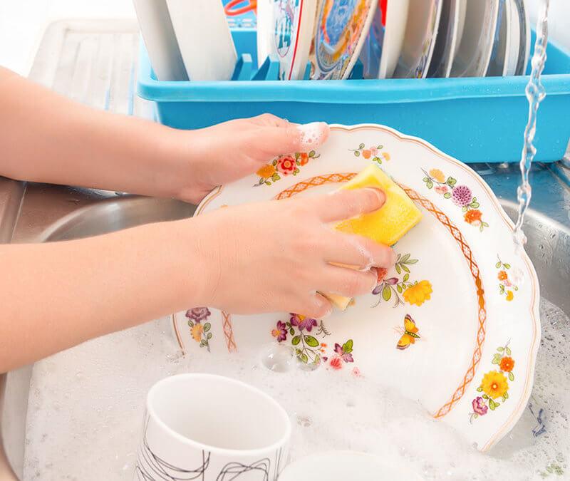 Homemade Dish Soap Recipe with Essential Oils