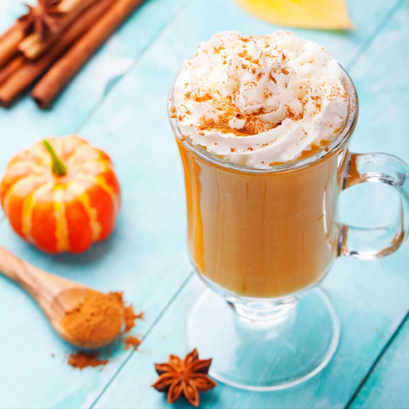 Pumpkin Spice Latte Recipe