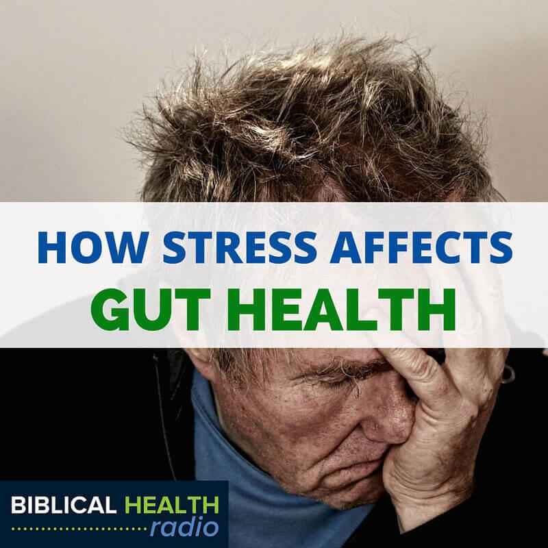 How Stress Affects Gut Health | Episode #007