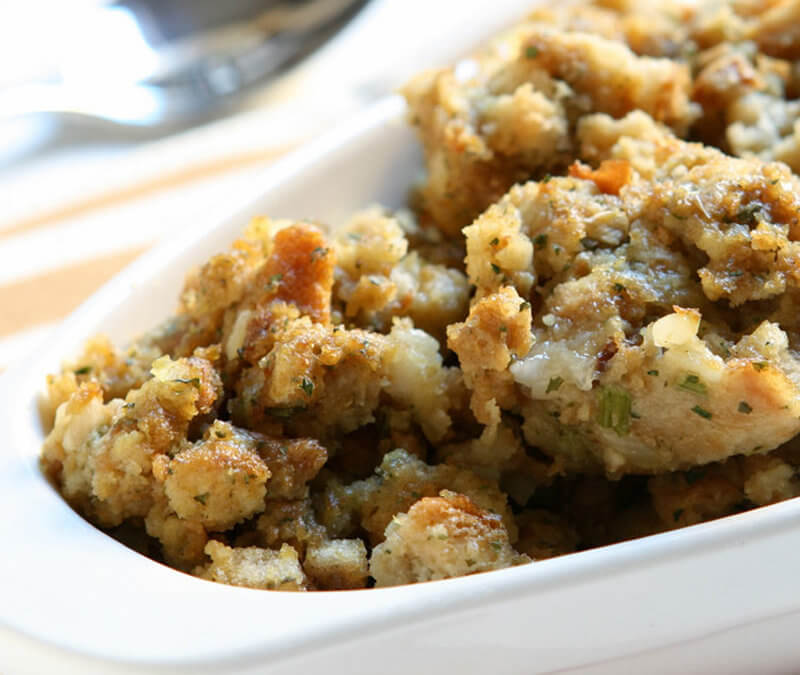 Savory Homemade Stuffing