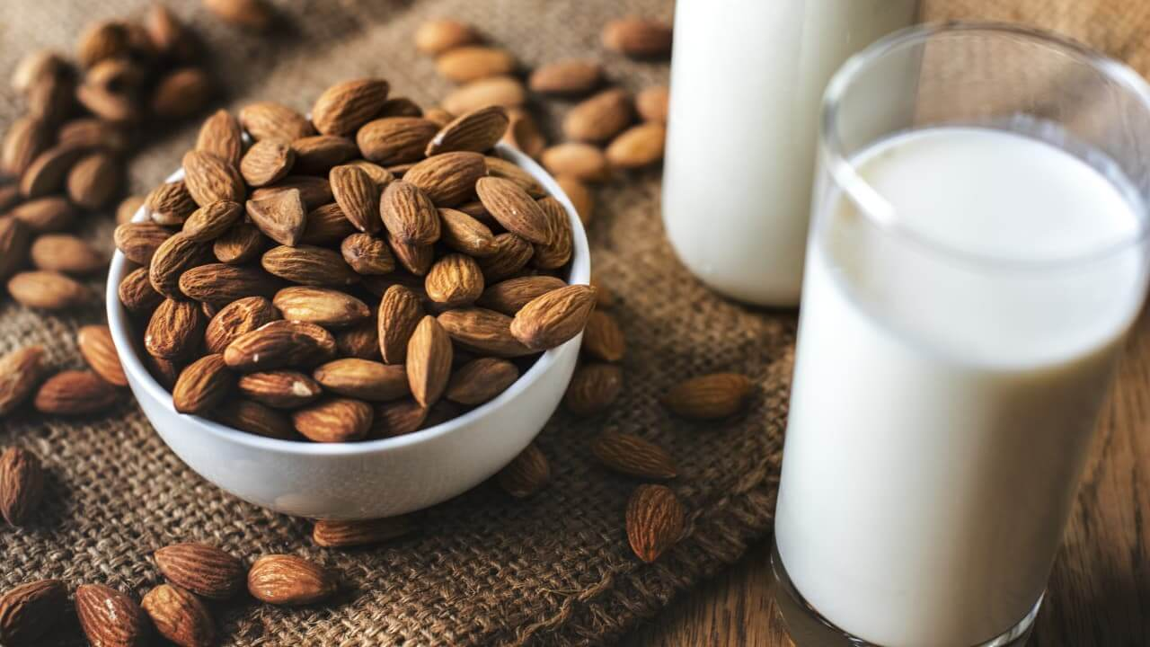 The Healthiest & Best Dairy Alternatives