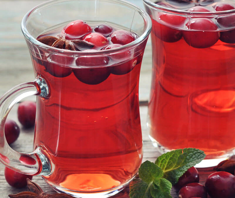 Warmed Holiday Punch