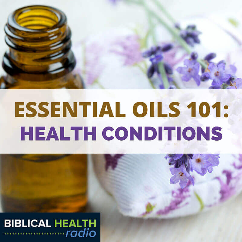 Essential Oils Questions & Answers – Health Conditions | Episode #027