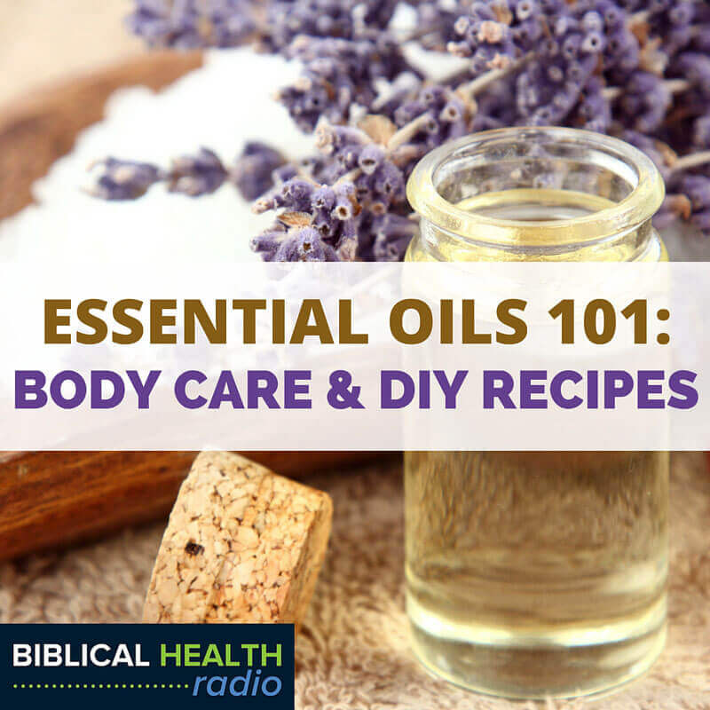 Essential Oils Questions & Answers – DIY Bodycare | Episode #026