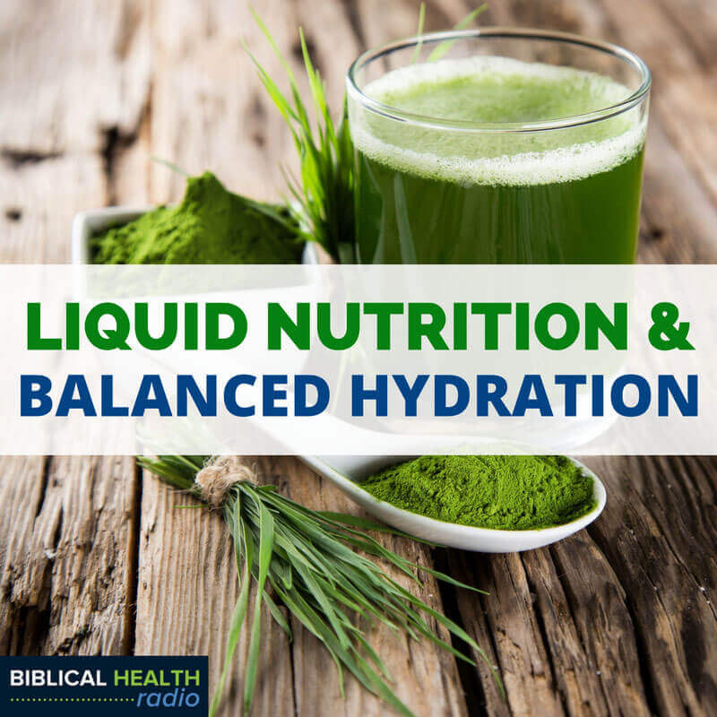 The Importance of Liquid Nutrition & Balanced Hydration | Episode #028