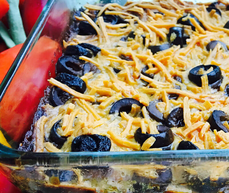 Vegan Taco Dip: The Super Tasty & Healthy Kind!
