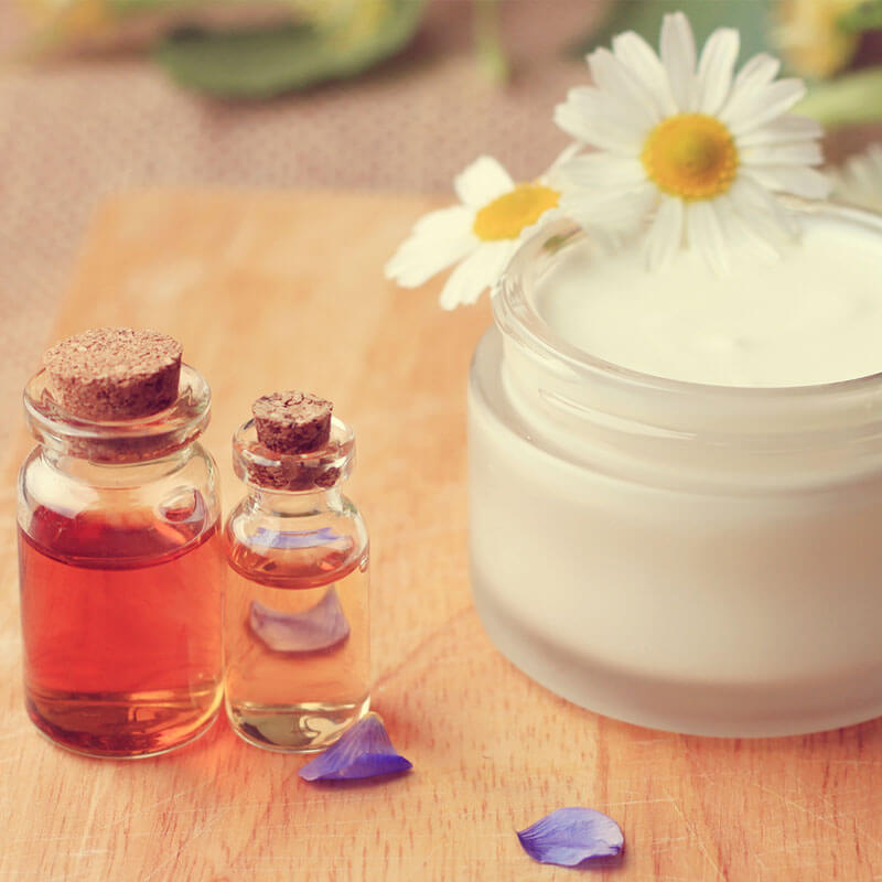 Essential Oils for Dermatitis DIY Salve