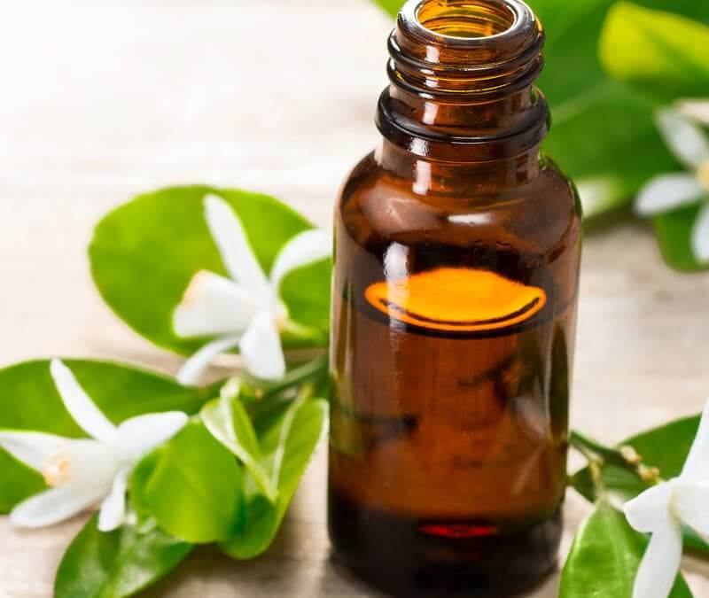 Neroli Essential Oil for Menopause, Stress and More!