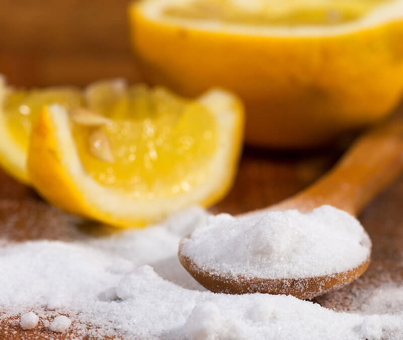 Lemon Deodorizing Essential Oils Odor-Eating Powder Recipe