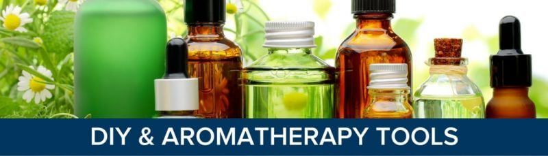 Bible Verses About Healing Scriptures: DIY Aromatherapy Tools