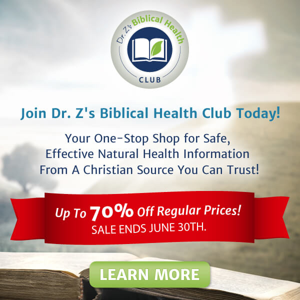 Biblical Health Club Charter Membership Special