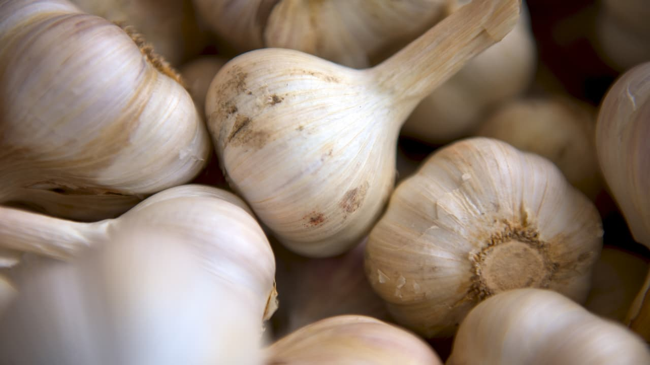 Health Benefits of Garlic: 5 Raw Garlic Benefits