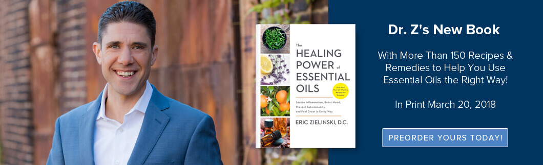 Healing Power of Essential Oils Book