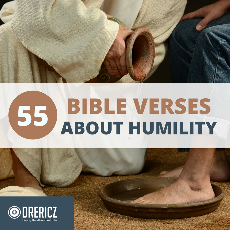 Bible Verses About Humility
