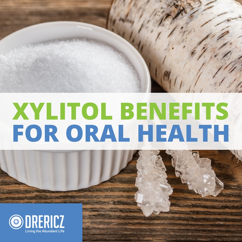 Xylitol Benefits for Oral Health