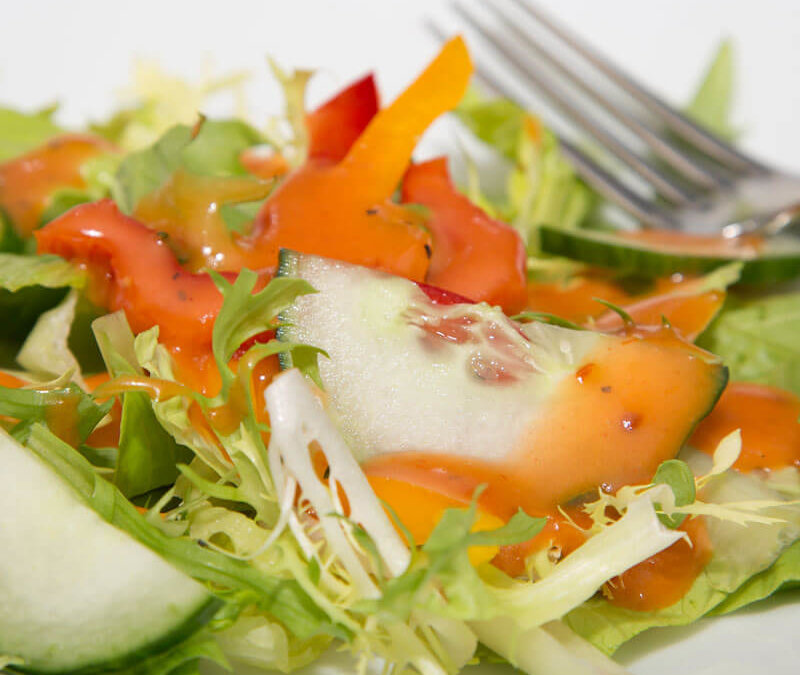 Grandma's Homemade French Dressing Recipe
