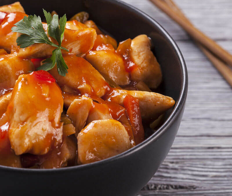Mama Z's Easy Sweet and Sour Chicken Recipe