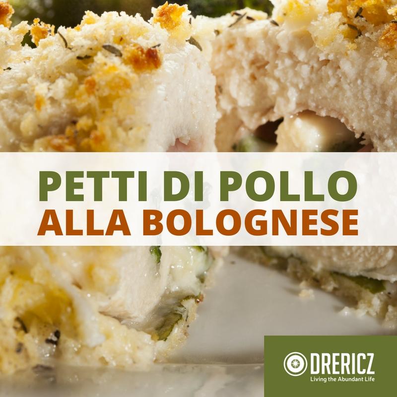 PETTI DI POLLA ALLA BOLOGNESE Recipe