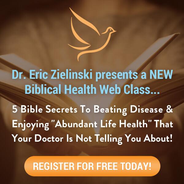 Biblical Health Web Class