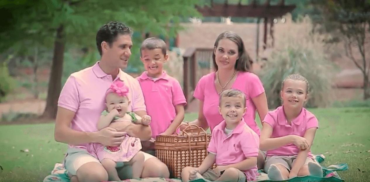 Zielinski Family Portrait 2017