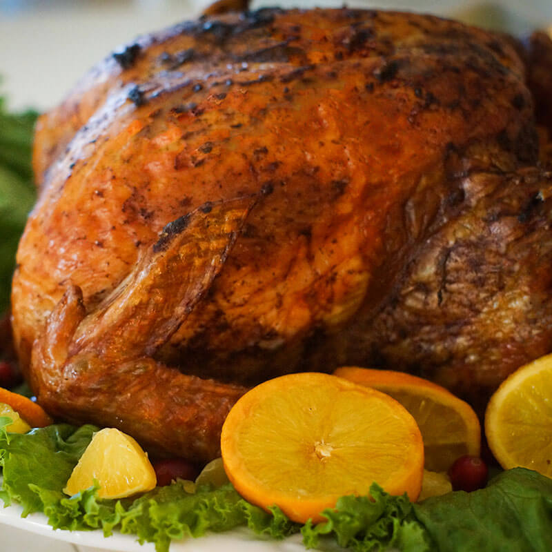 Mama Z's Herbed Turkey Brine Recipe