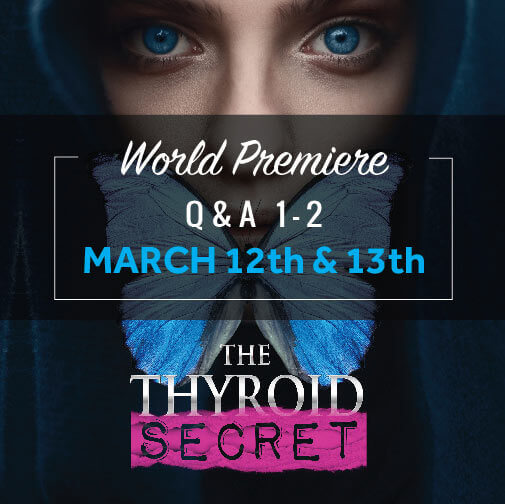 The Thyroid Secret Questions Answers