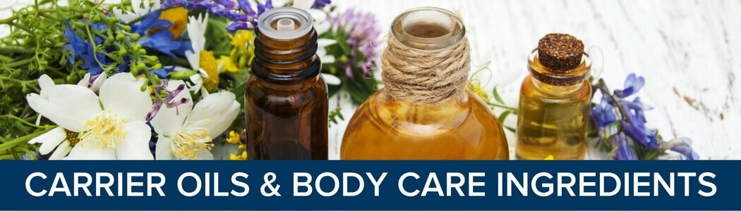 Carrier Oils & Body Care Ingredients