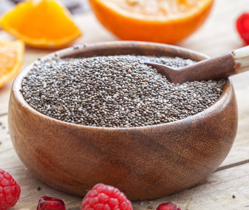 Chia Seeds and Diabetes: The New Diabetes Cure?