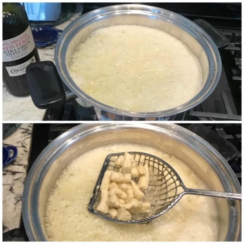 Struffoli recipe: Italian Honey Balls Syrup