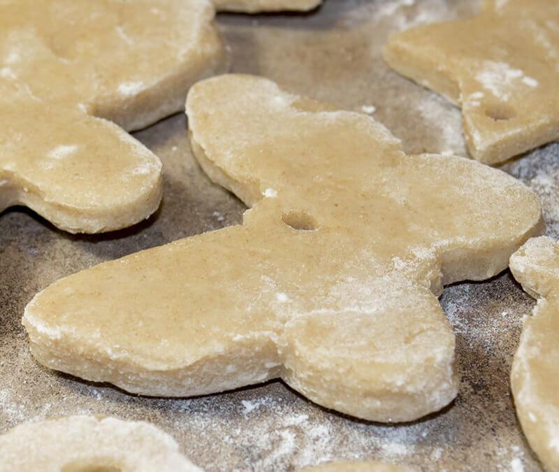 Salt Dough Ornaments and Air Fresheners
