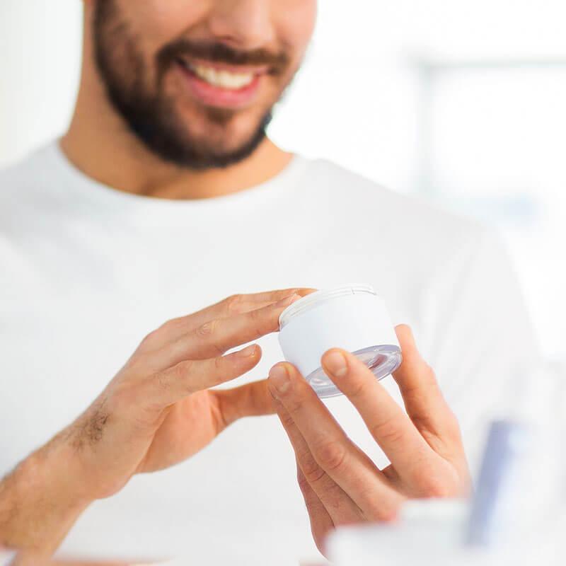 Homemade Shaving Cream for Men