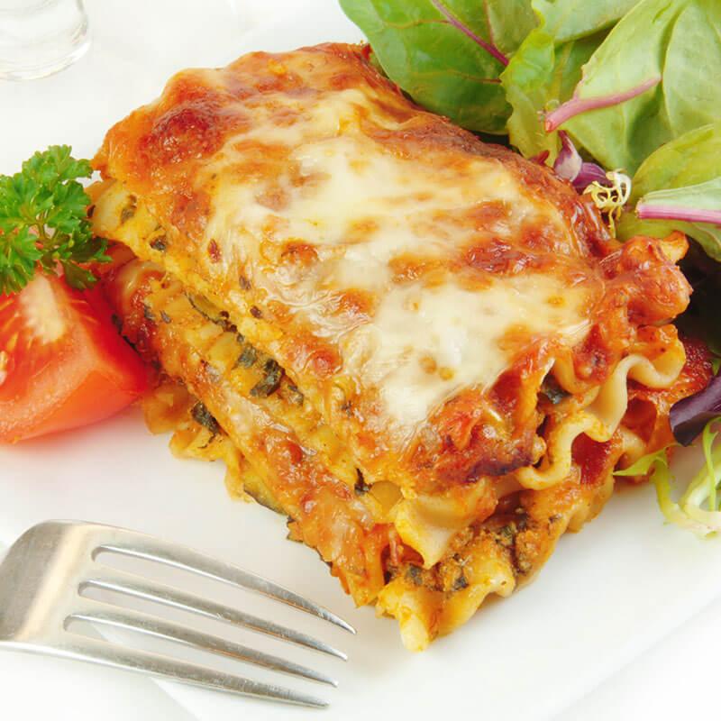 Mama Z's Easy Crockpot Lasagna Gluten Free Style