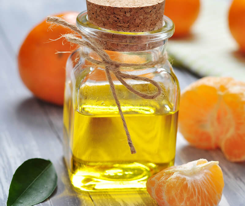 Natural Pain Relief with Essential Oils