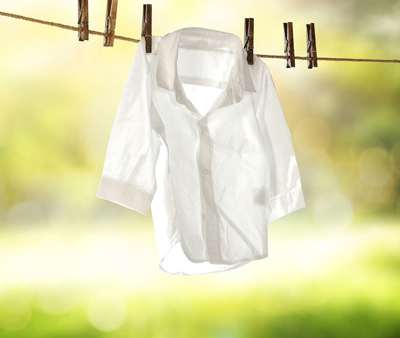 Homemade Stain Remover for Clothes