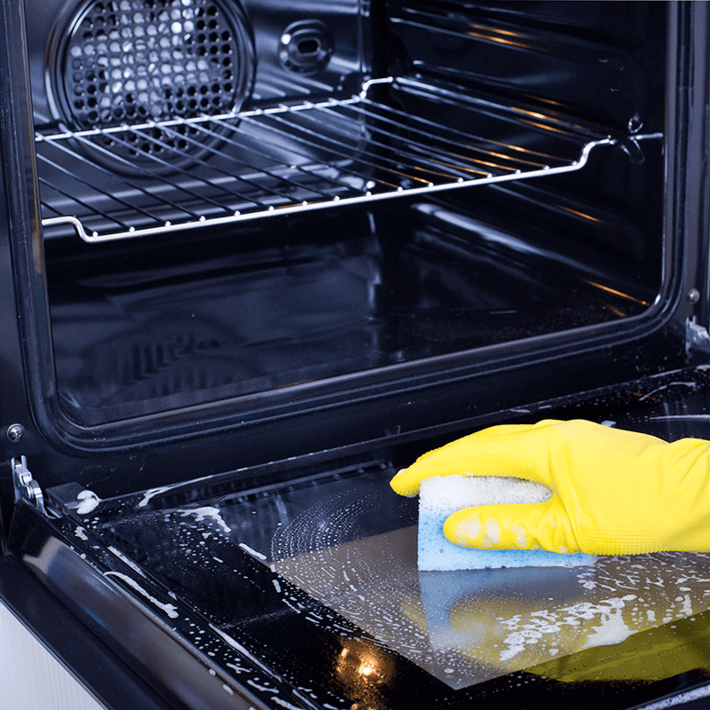 Homemade Oven Cleaner That Works
