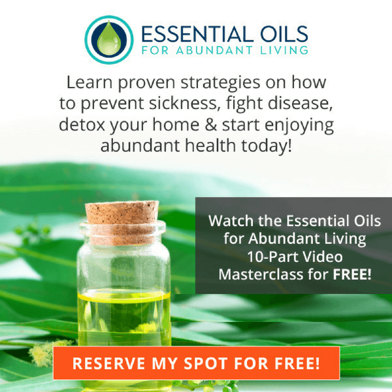 Free Viewing Essential Oils For Abundant Living_Evergreen