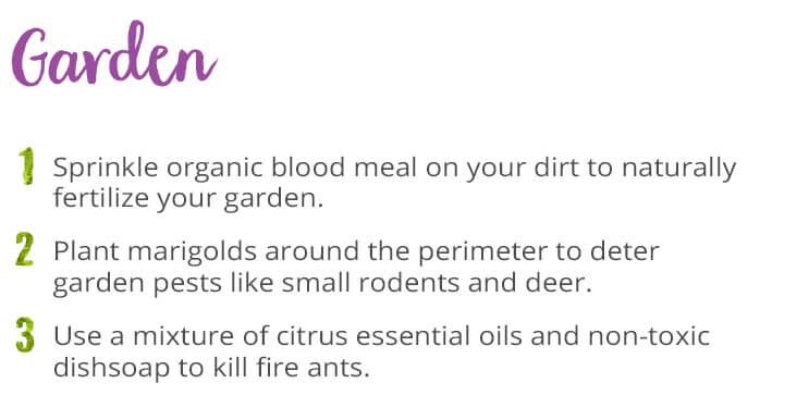 Garden List