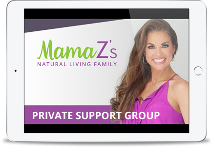 Mama Z Private Facebook Group